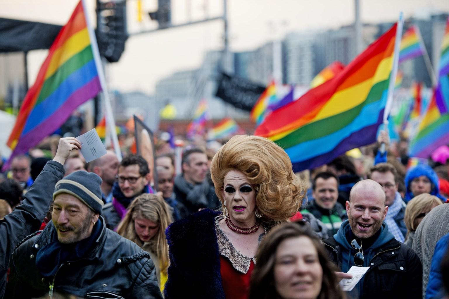russskie gay