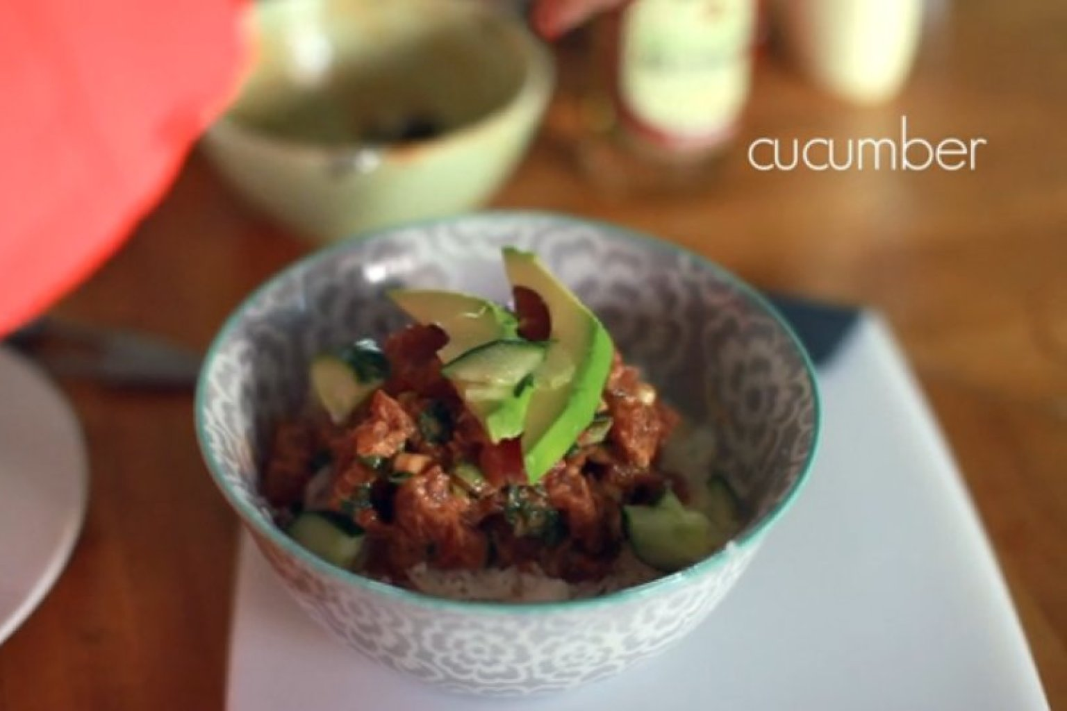 Spicy Tuna Bowl By LEAFtv Is Making Us Hungry For Sushi ...