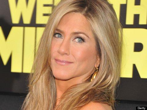 Jennifer Aniston Without Makeup