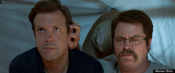 NICK OFFERMAN WERE THE MILLERS