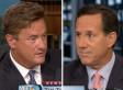 Joe Scarborough, Rick Santorum Clash Over Obama Drone Policy (VIDEO)