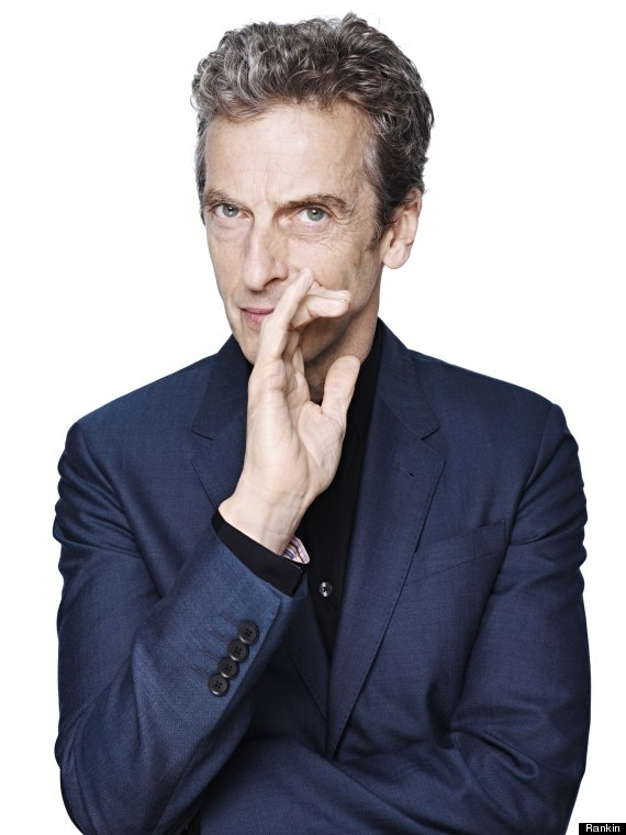 peter capaldi new doctor