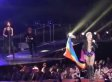 Pink Called A Lesbian In Twitter Attack After Dancing With Gay Pride Flag