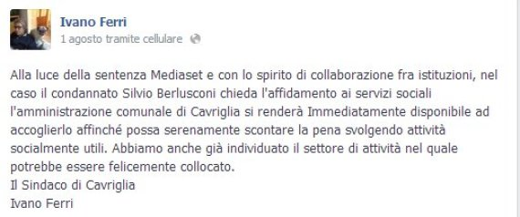 Berlusconi affidato ai servizi sociali. La vedo dura.... R-SILVIO-BERLUSCONI-SCOPA-large570