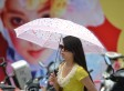 'Dead' Chinese Protester Can't Stand Heat Wave, 'Resurrects' For Water
