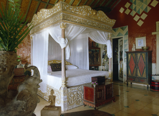9 Reasons Why Four Poster Beds Aren T Just For Bed And