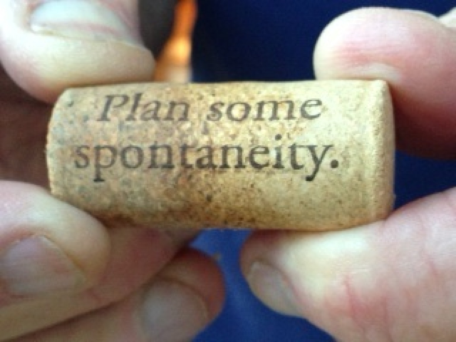 relationship planners vs spontaneous how to
