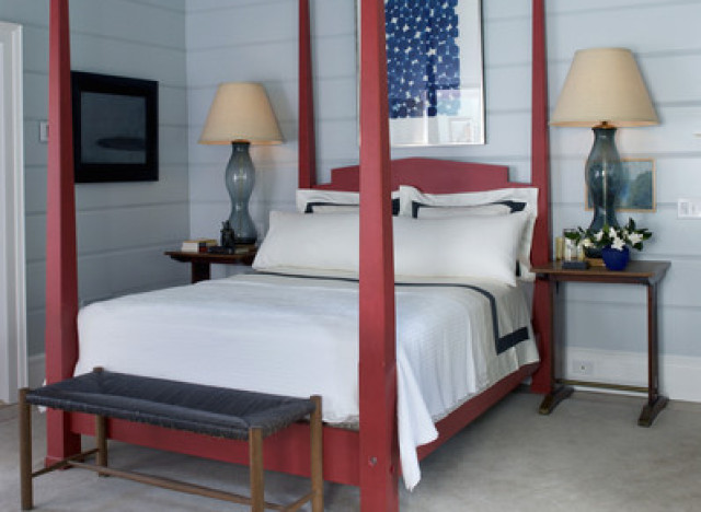 9 Reasons Why Four Poster Beds Aren 39 T Just For Bed And