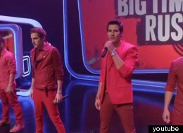 Big Time Rush Say Goodbye In New Video
