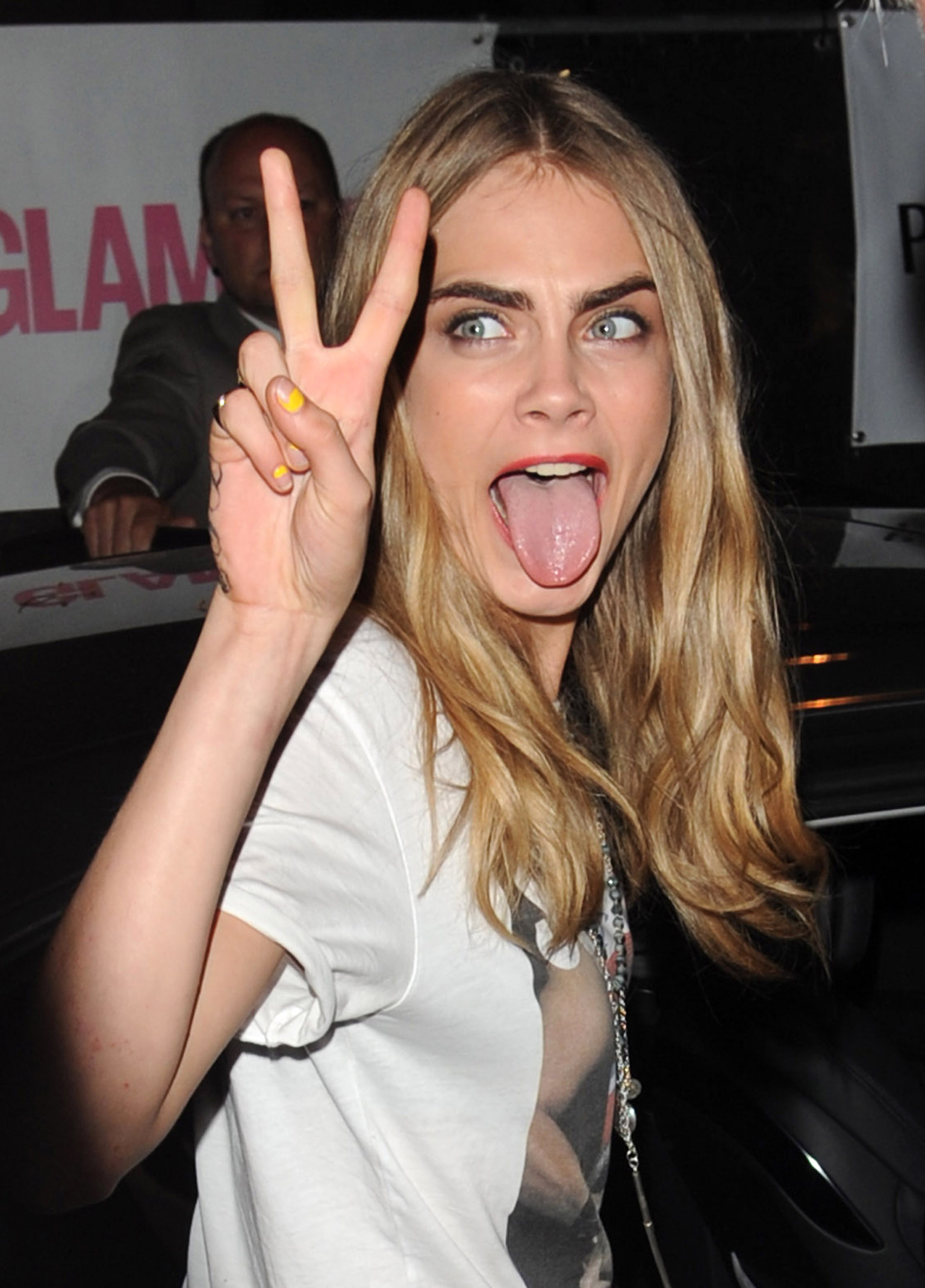 Cara Delevingne U0026 39 S Movie  What Will This Rumored Project Look Like   Photos
