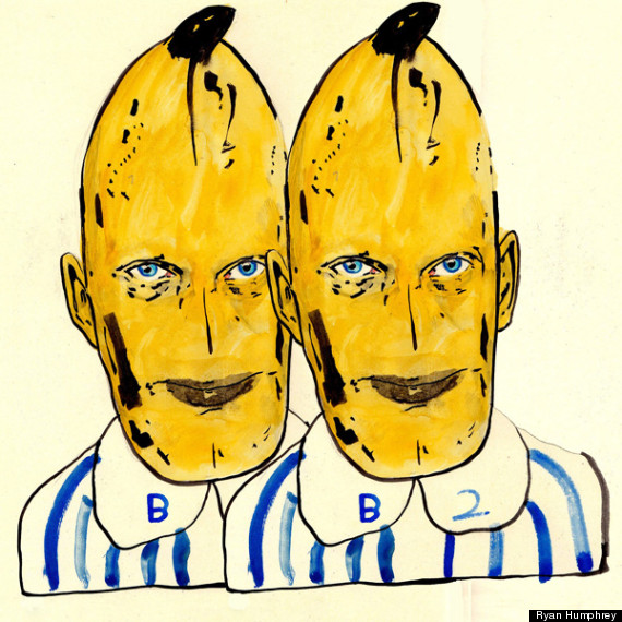 andy warhol banana