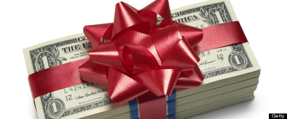 Wedding Money Gift Guidelines : CASH GIFT