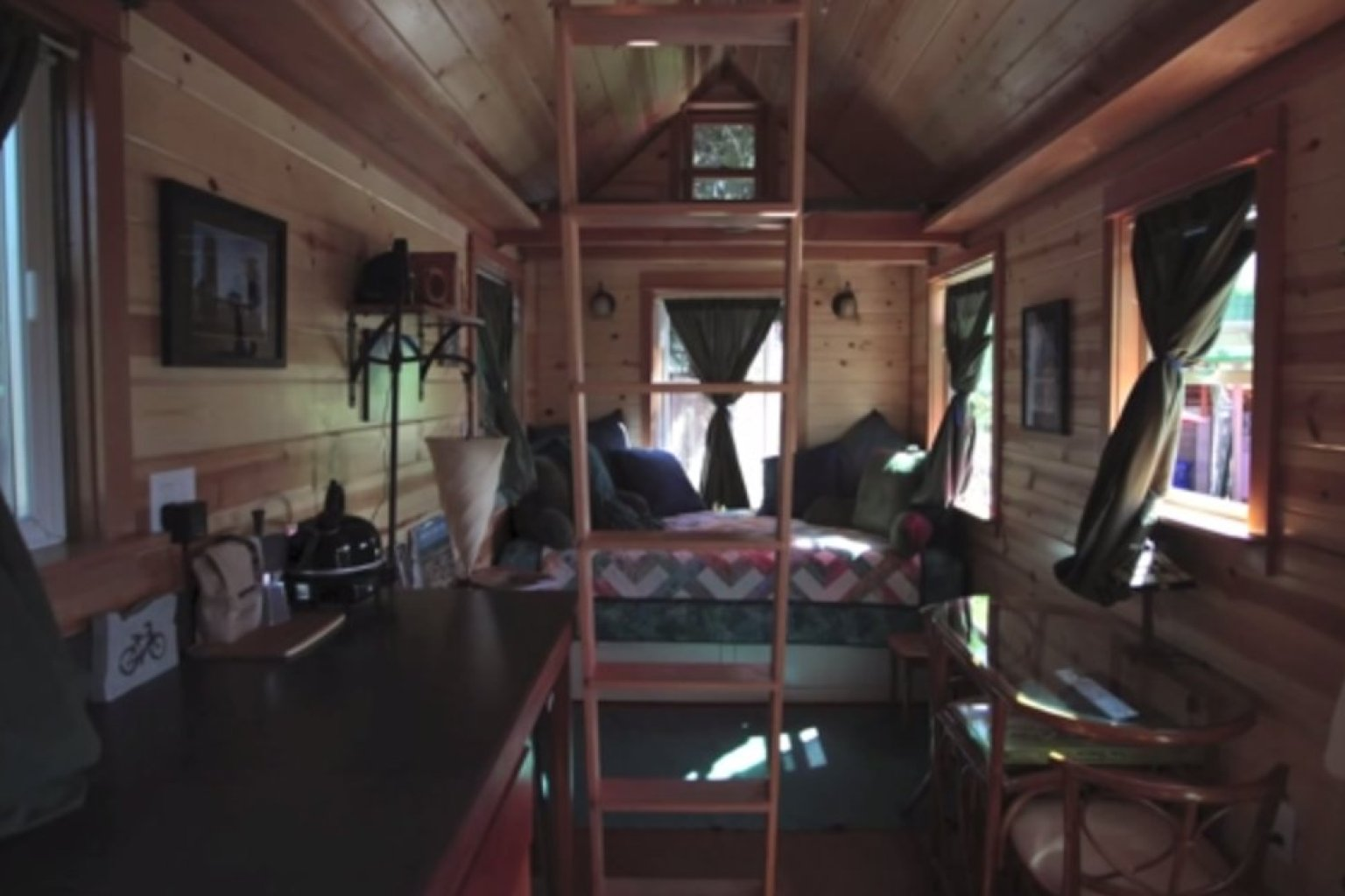Caravan Tiny House Hotel Is The Countrys First Of Its Kind VIDEO