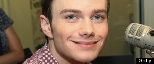 Chris Colfer Gay Glee
