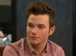 Chris Colfer Says 'Glee' Stars Need To Mourn Cory Monteith Privately (VIDEO)