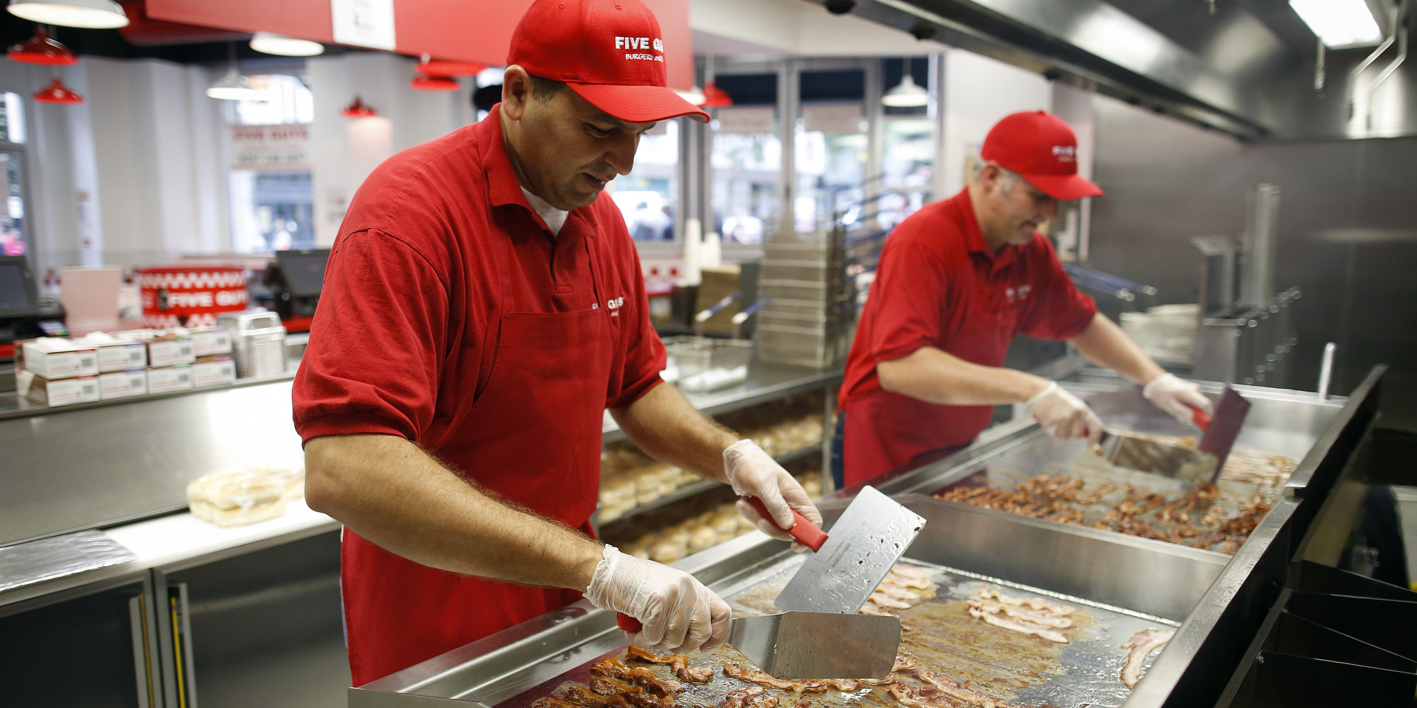 Fast Food Restaurants That Hire At
