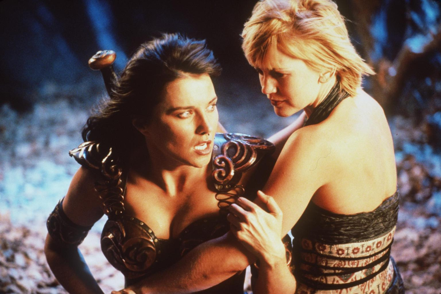 Lucy Lawless On How She'd Bring Back 'Xena'