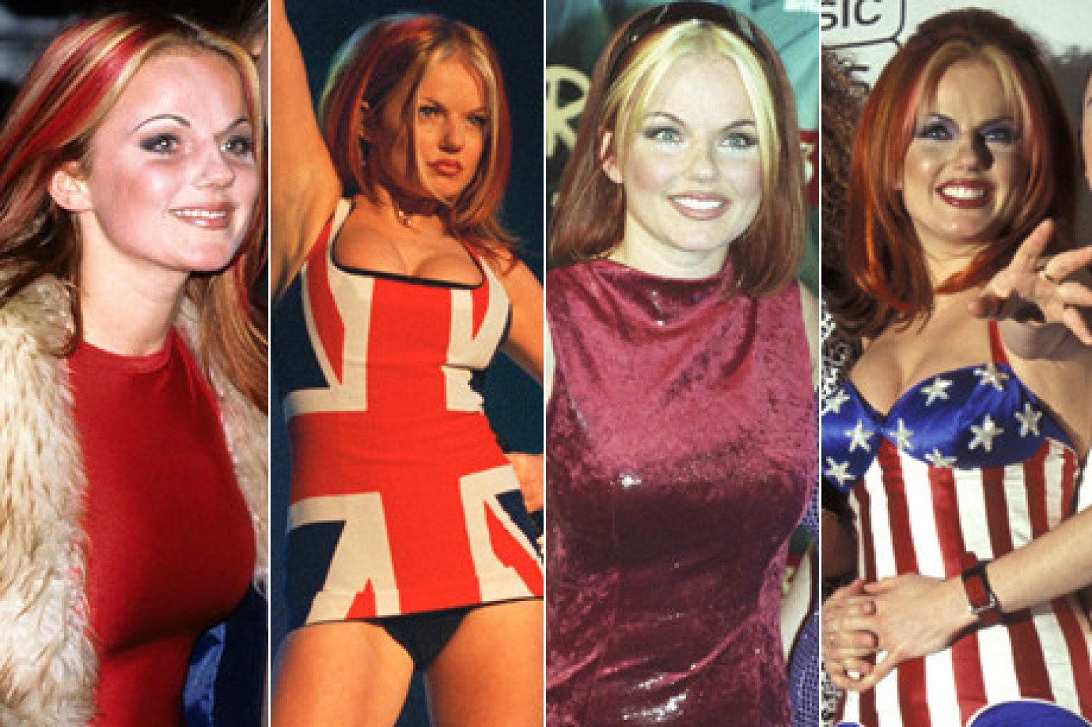 15 Lessons In Fearless Fashion From Ginger Spice