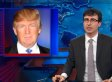 John Oliver On 2016 Speculation: 'Can't You At Least Wait Until Jon Stewart Gets Back?' (VIDEO)