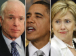 After Ripping Clinton And McCain, Obama Embraces Their Policies