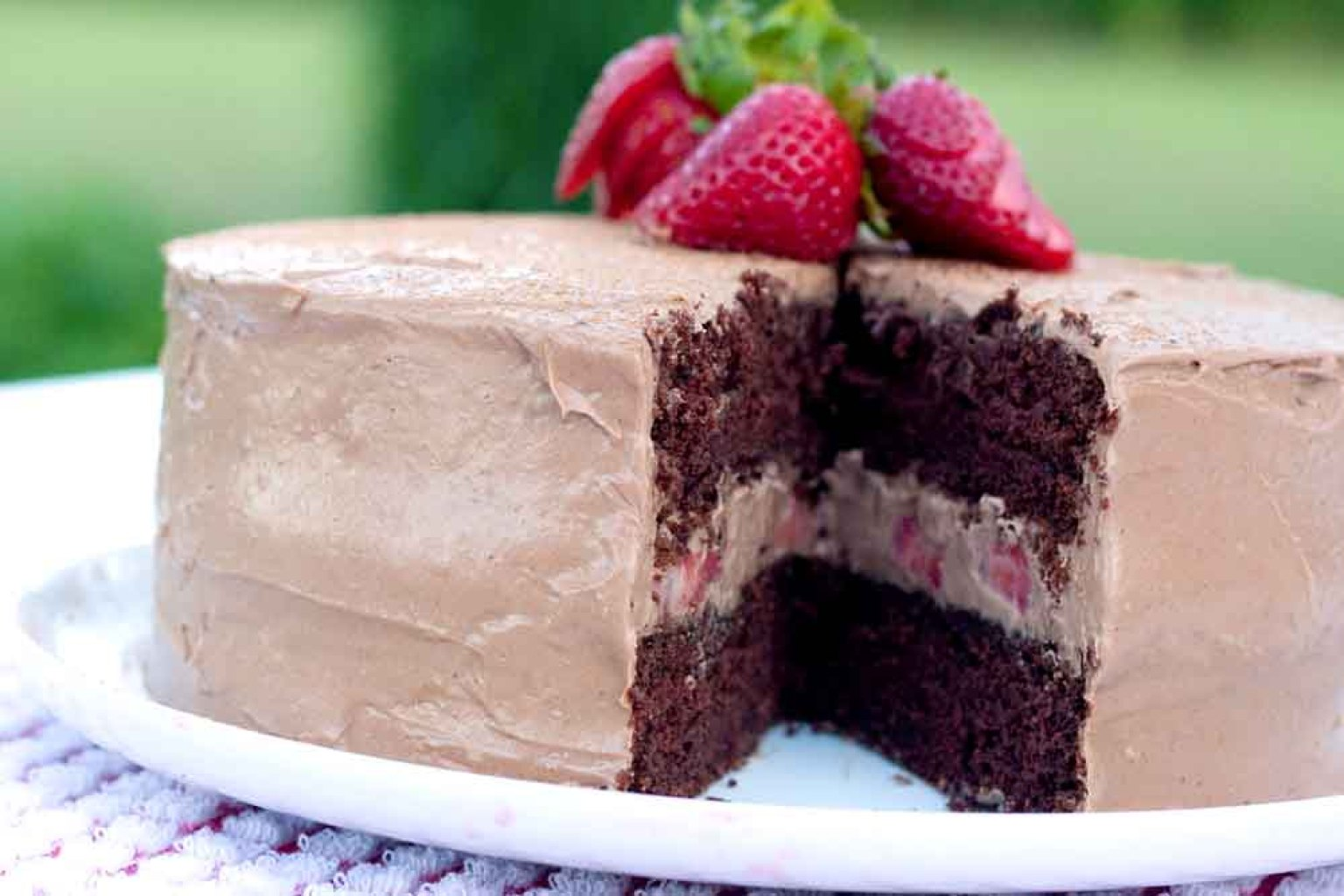 The Last Chocolate Cake Recipe You Will Ever Need