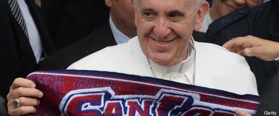 POPE SAN LORENZO