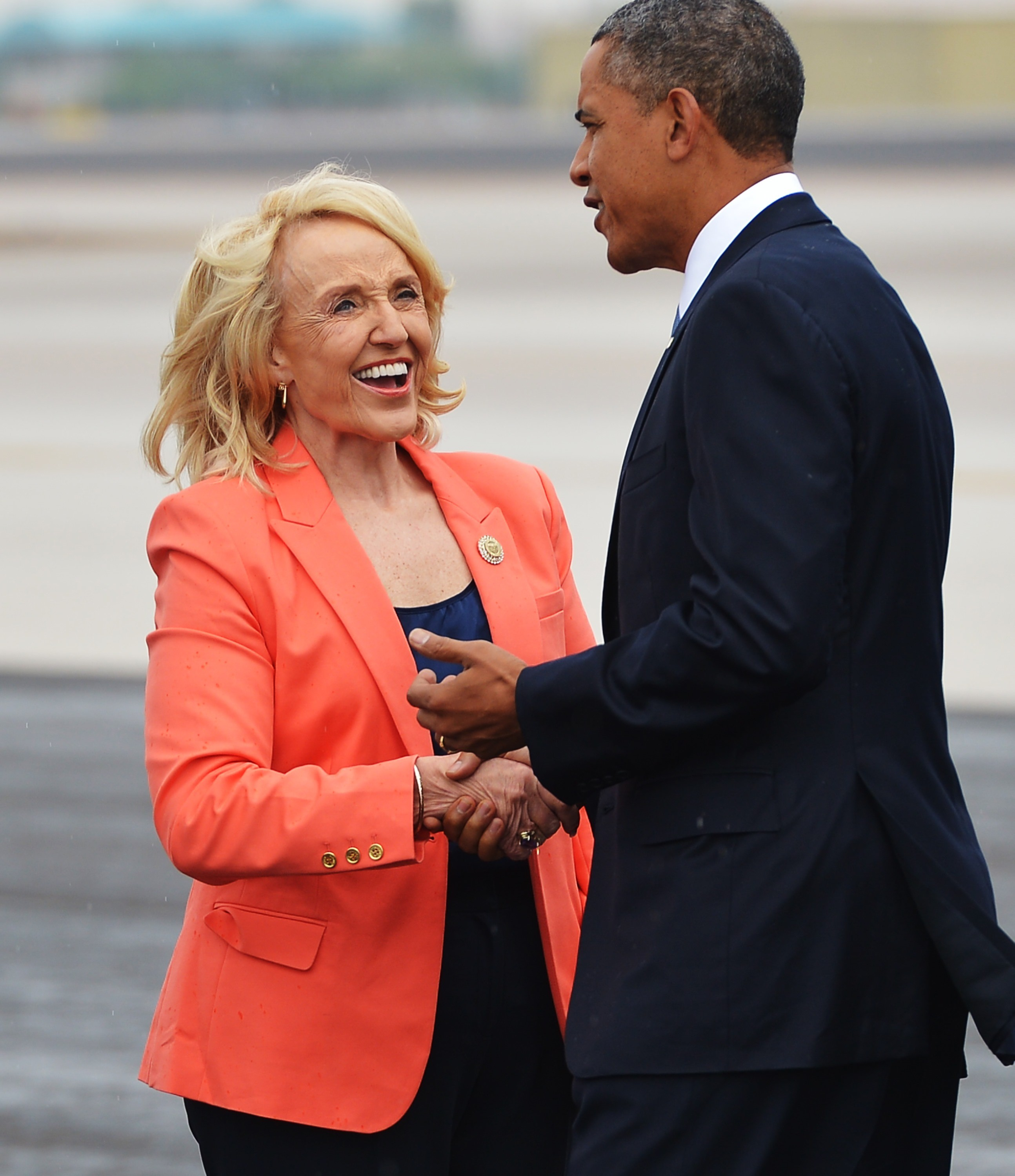 Episode 117 Watergate Unseating A President: Jan Brewer Pointing Finger In Obama's Face