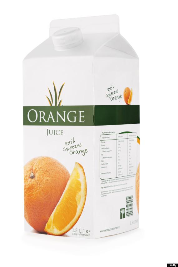 juice carton