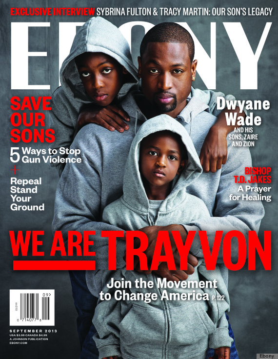 ebony we are trayvon covers