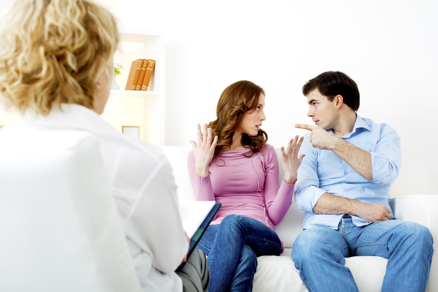 divorce counseling Divorce counseling (also known as divorce therapy) is a relatively new concept in the mental health category with one in two marriages ending in divorce in the united states, more and more people are turning towards counseling to seek help and advice.