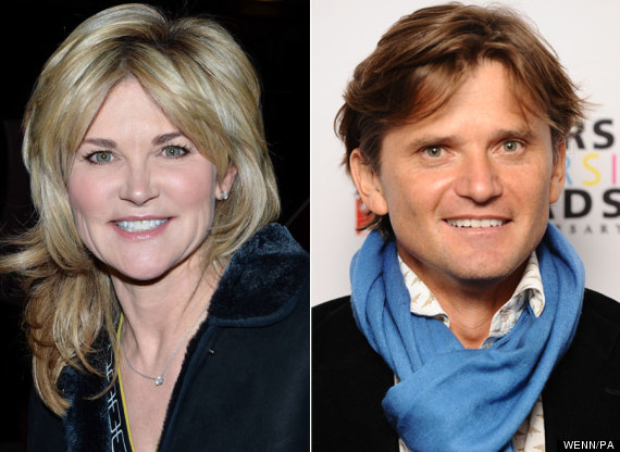 anthea turner richard farleigh
