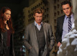Amanda Righetti And Owain Yeoman Leaving 'The Mentalist' (REPORT)
