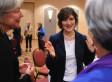 Sandra Fluke Endorses Christine Quinn For Mayor Of New York City