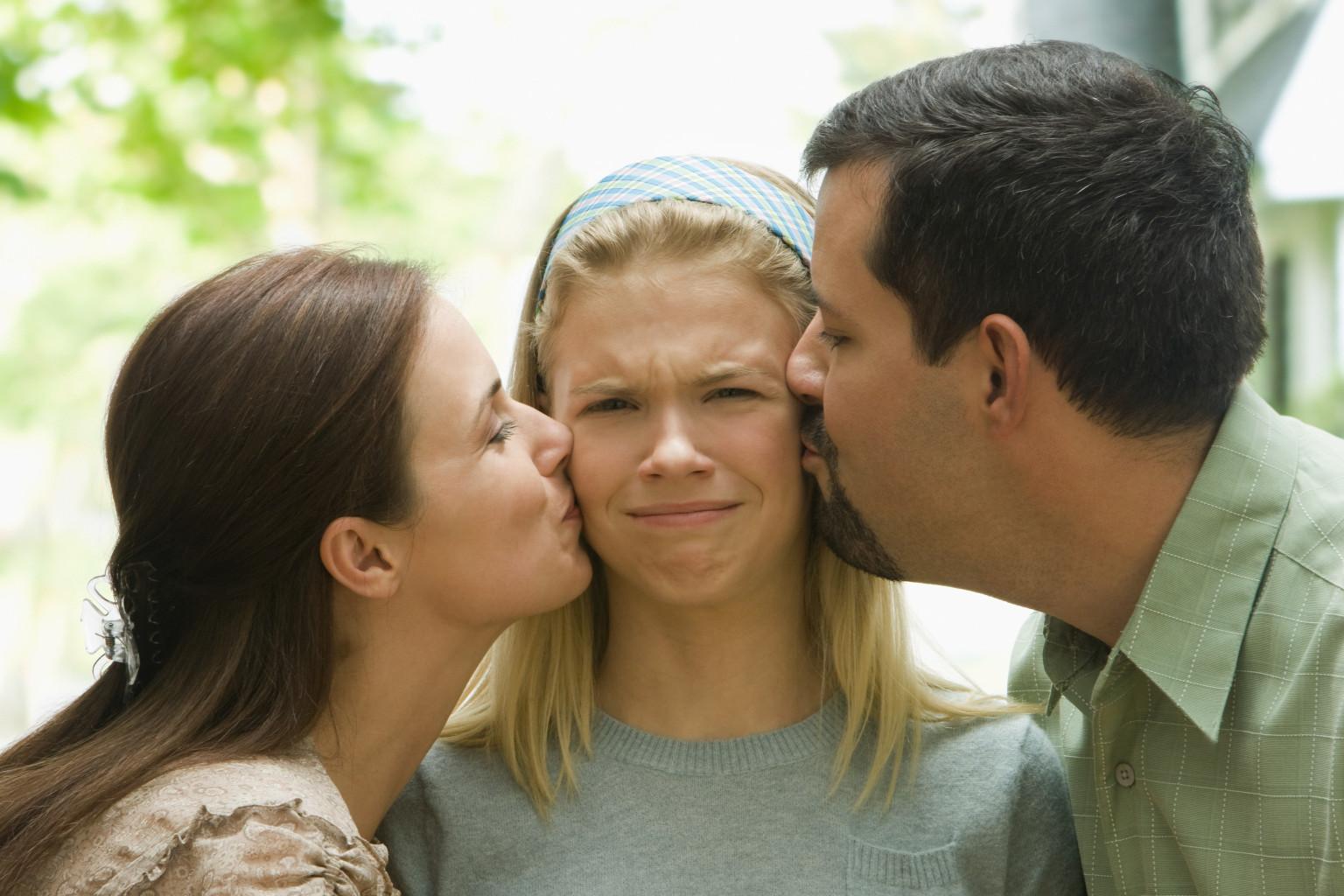 Ser madre o padre de un adolescente -