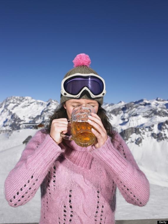 beer ski