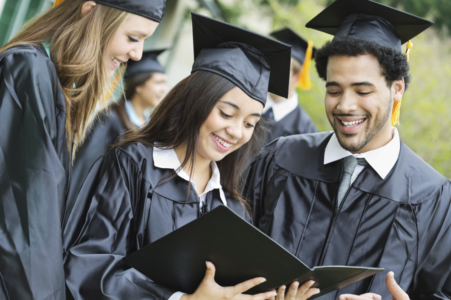Latino And Low-Income Students Underrepresented At Top