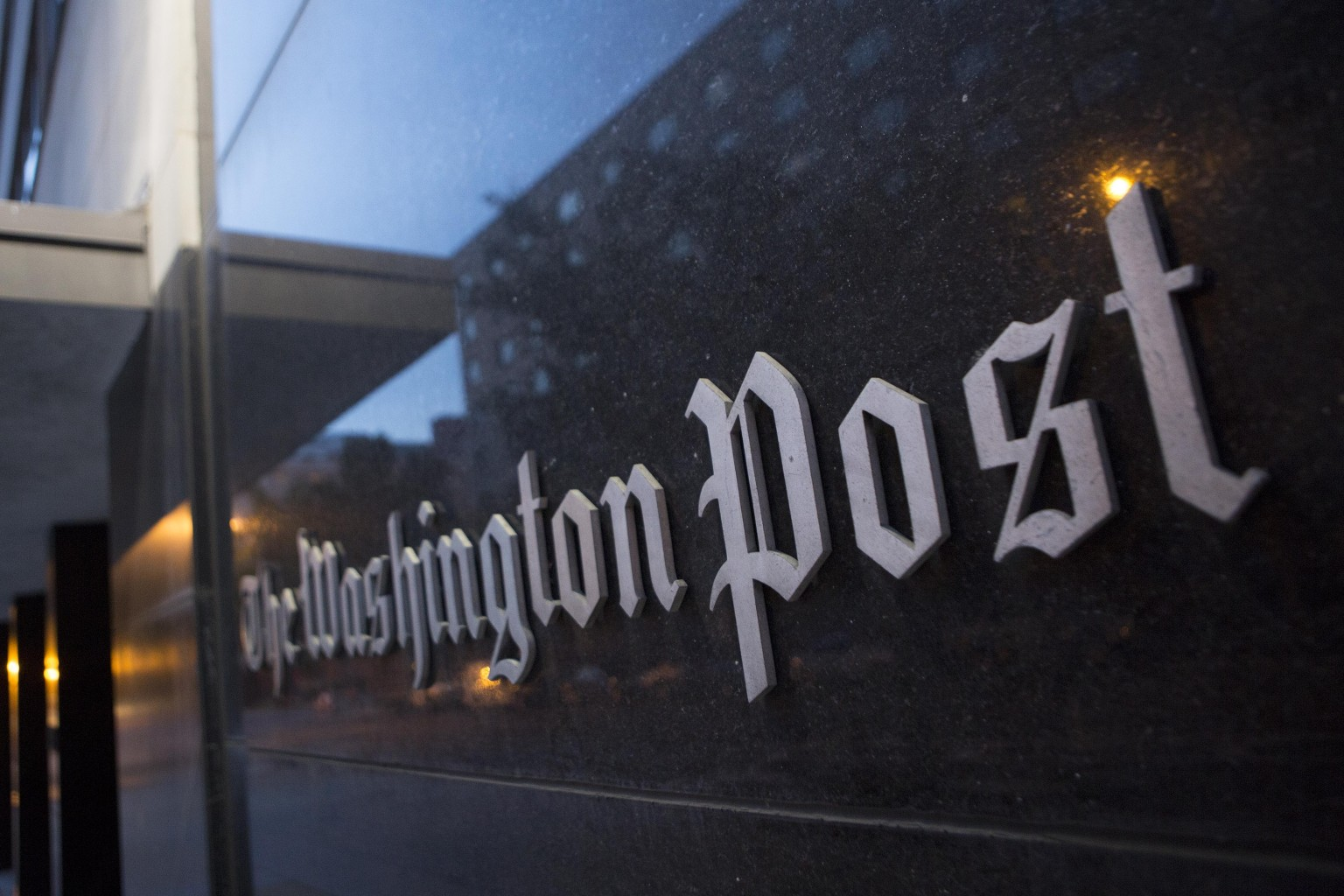 Under Amazon's CIA Cloud: The Washington Post
