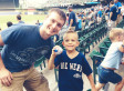 The Mystery Man at Miller Park