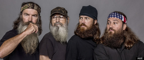 duck dynasty brothers head to last man standing