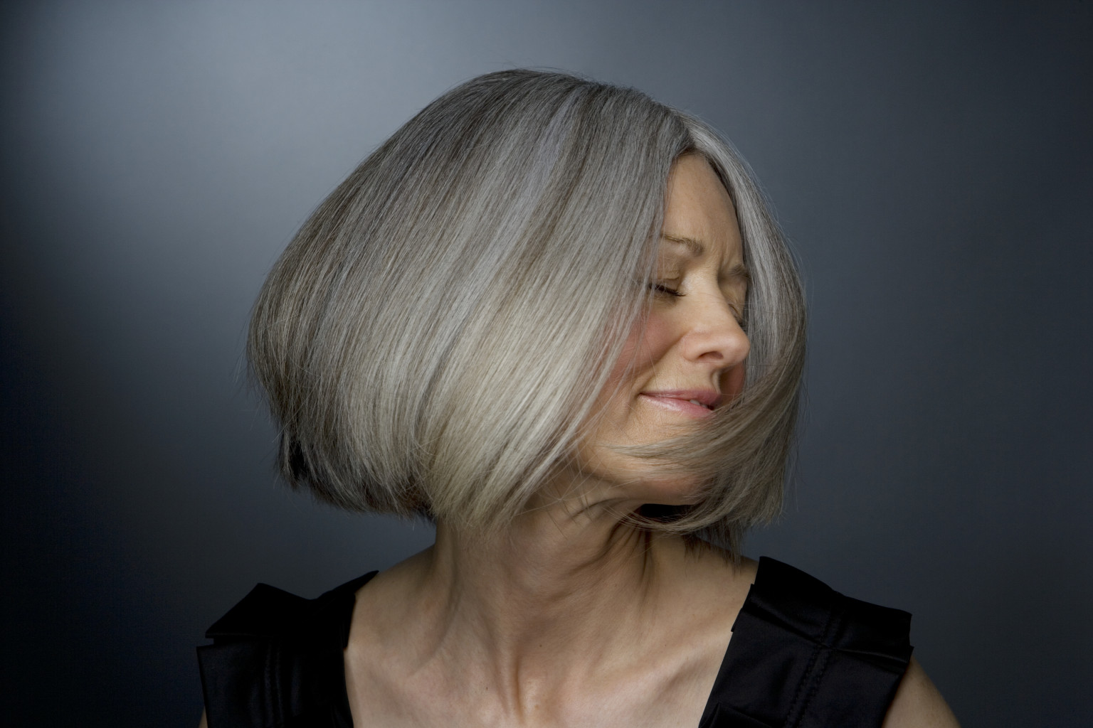 Going Gray Why I Finally Stopped Coloring My Hair  HuffPost