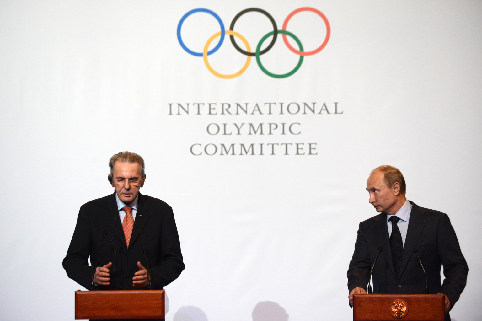 International Olympic Committee May Join Russia in ...