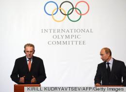 Instead of Punishing Russia, IOC May Punish Pro-Gay Olympians