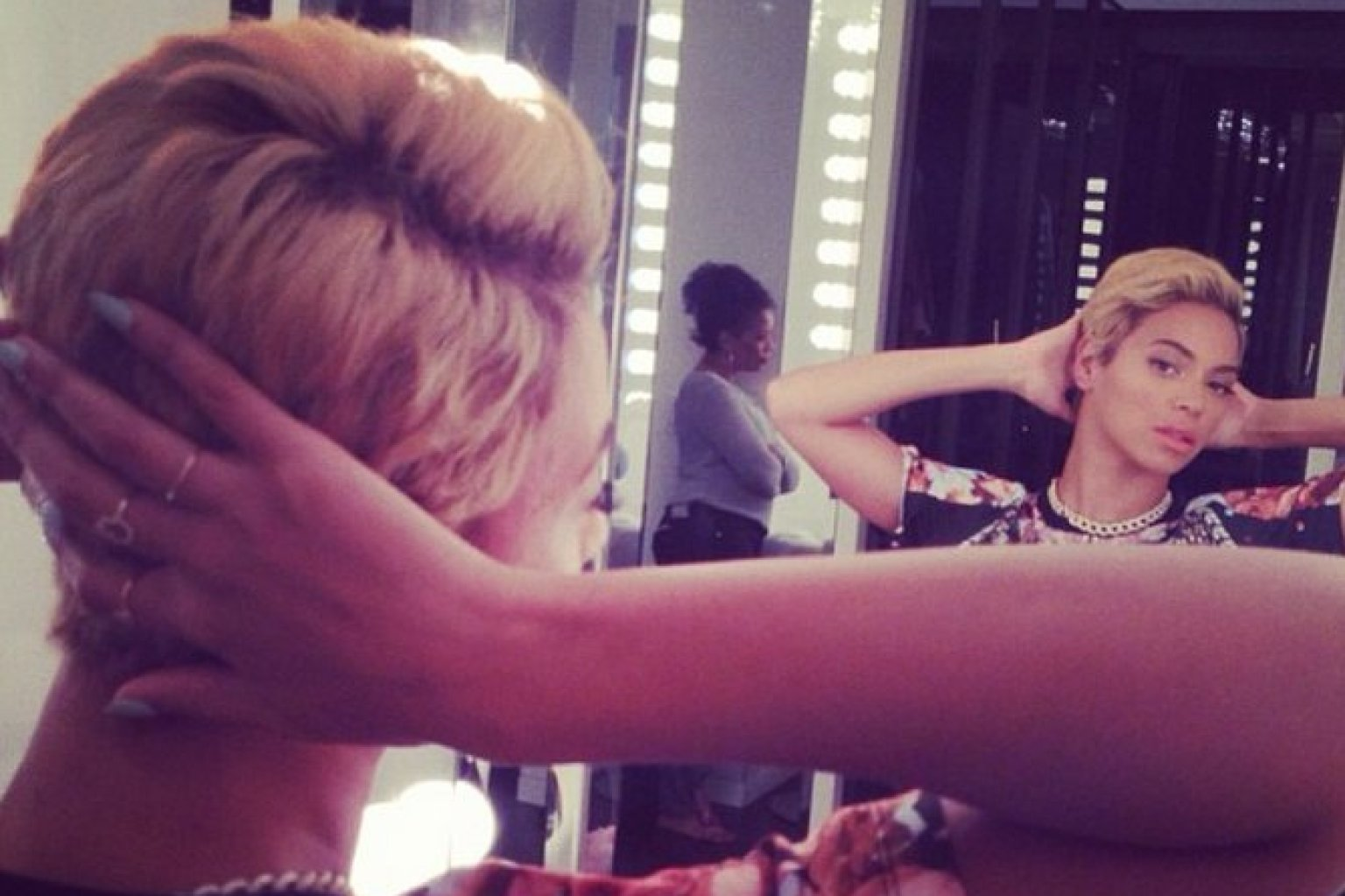 beyonce's short hair is an epic new look (photos)   huffpost