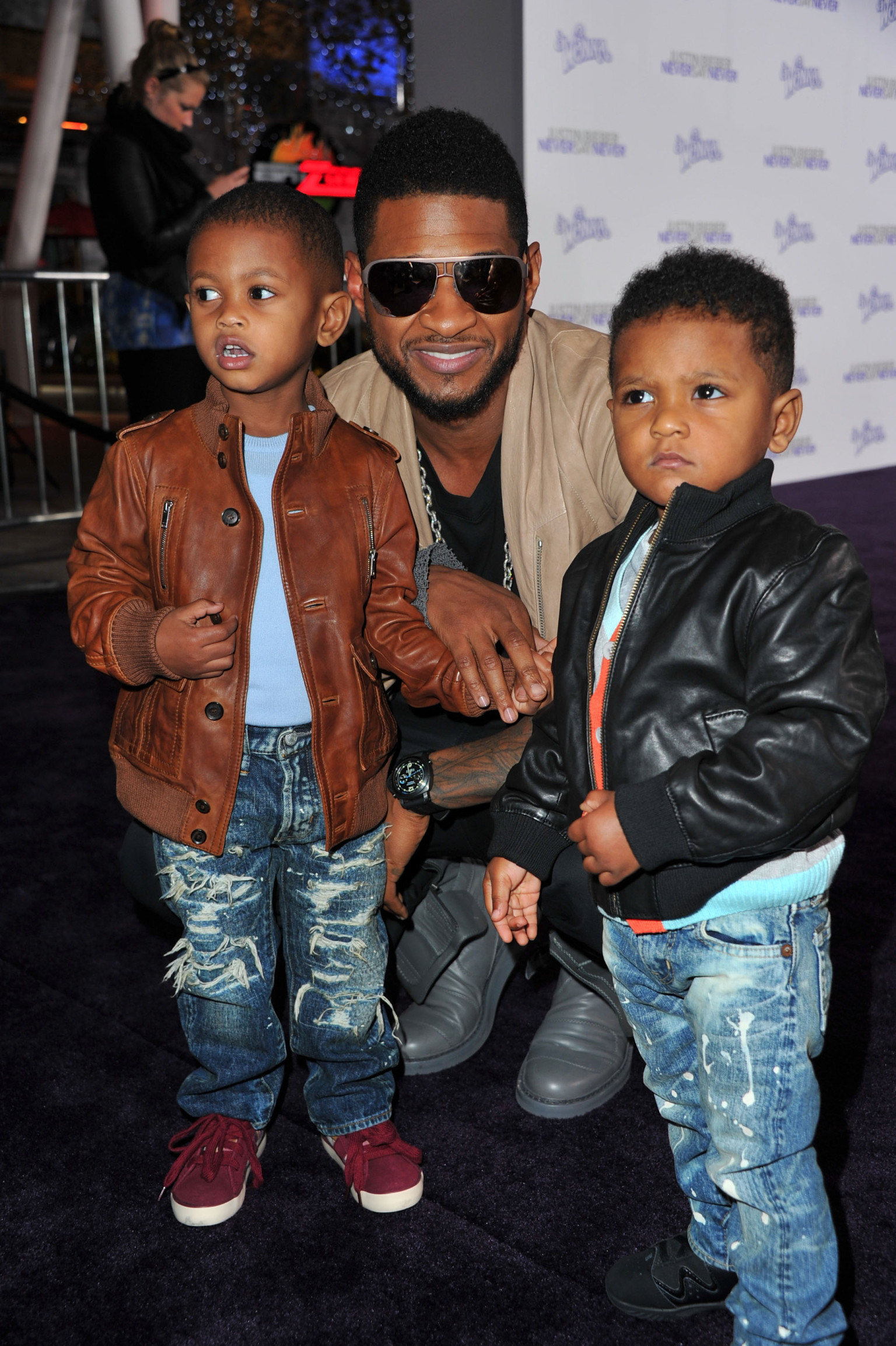 Usher Speaks Out About His Son's Hospitalization Following ...