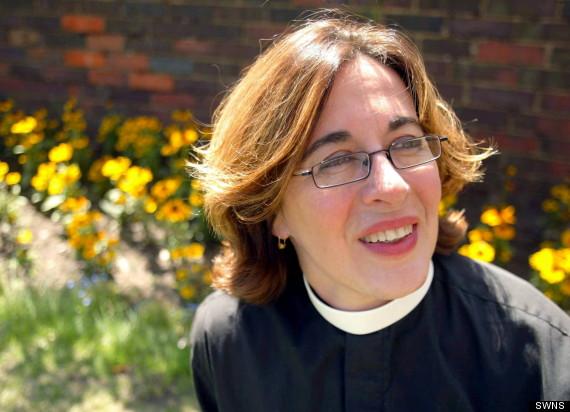 alice goodman vicar bumper sticker