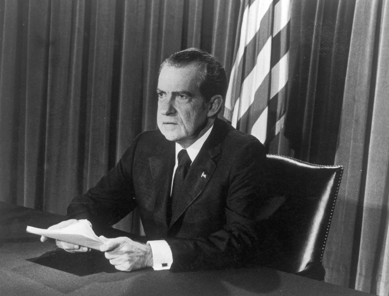 a biography of richard m nixon 37th president of the united states of america
