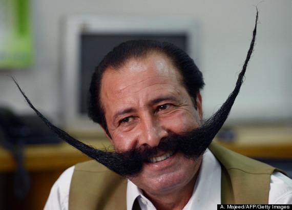 Mustache Man – BKYO