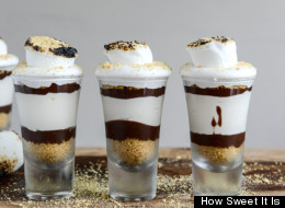 40 Ways To Eat More S'mores