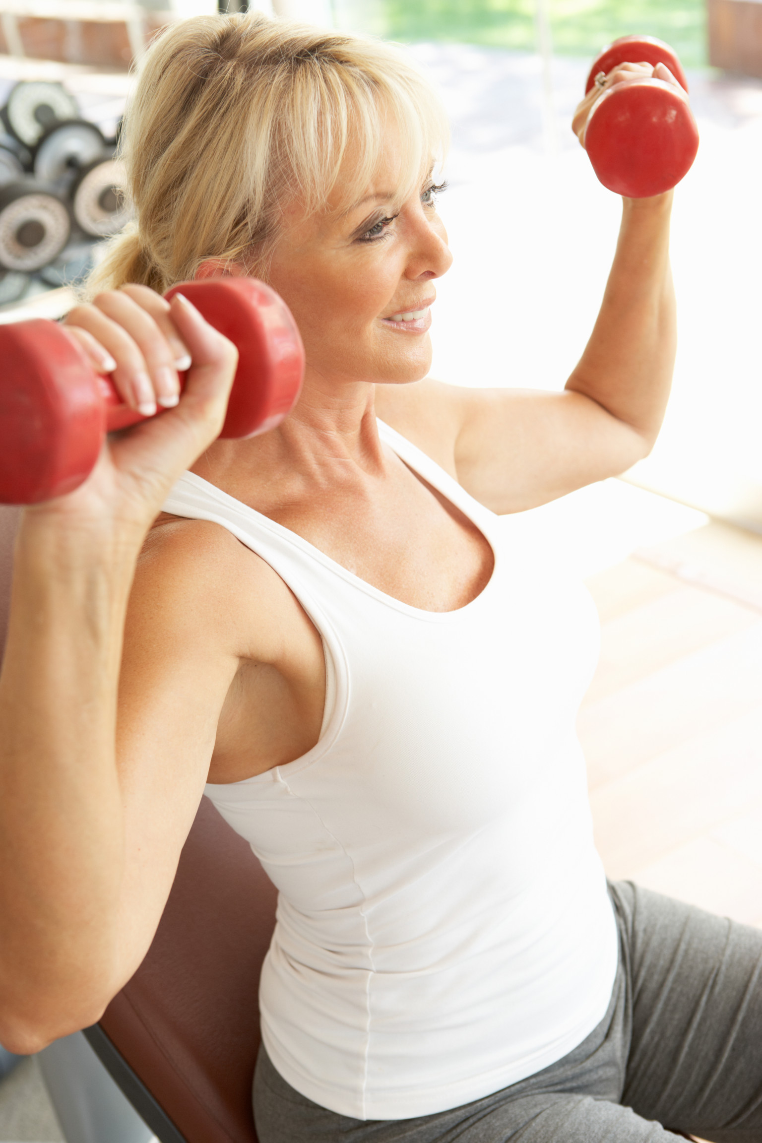 How Women Can Stay Fit During Menopause And Beyond | HuffPost