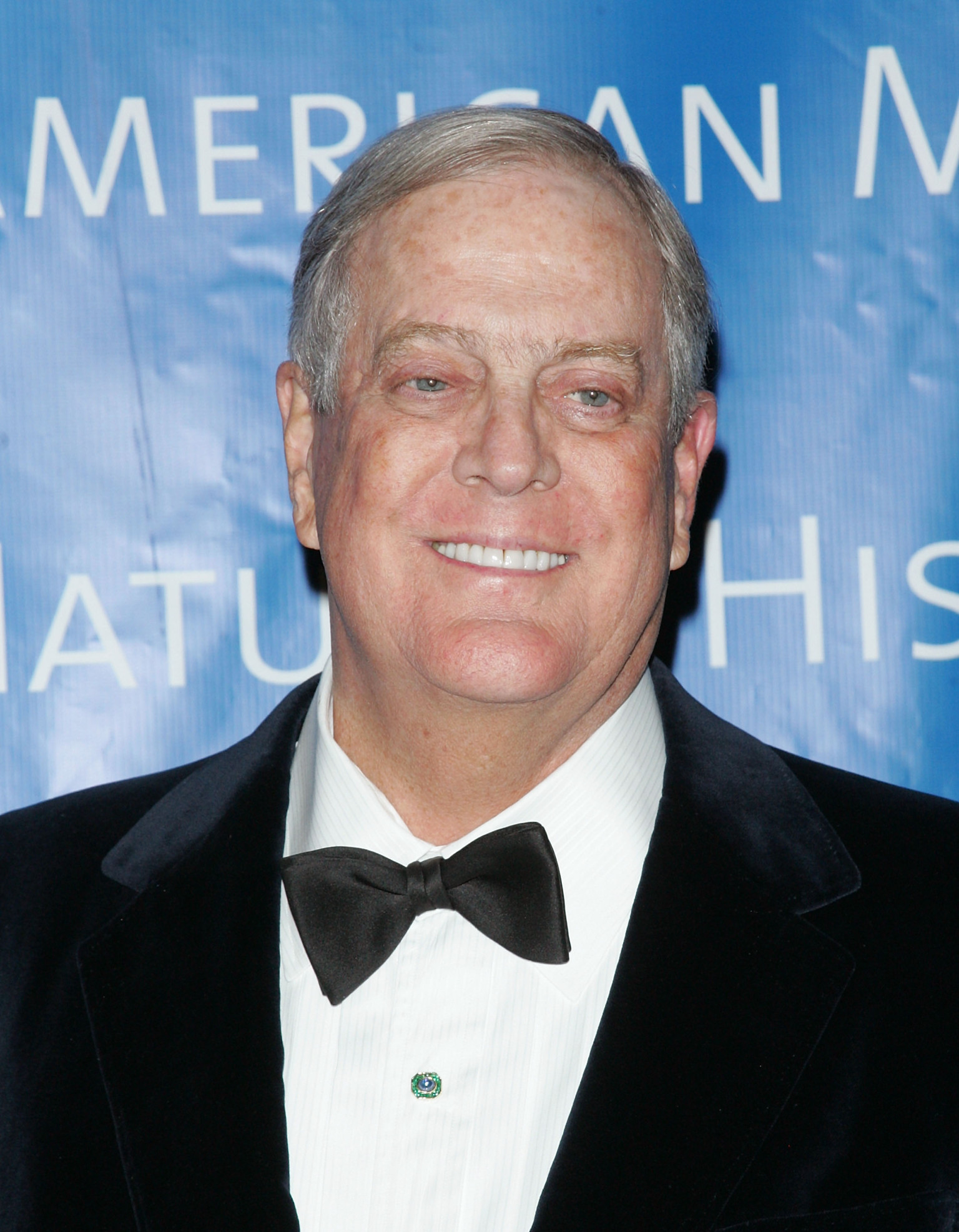 39 citizen koch 39 rescued by small donors as documentary for David charles koch